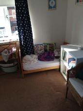 Bog boy bed - 1 week only..