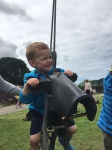 Horsey swing